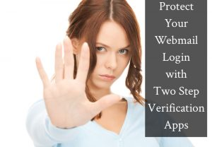 Protect Your Webmail Login with Two Step Authentication Apps