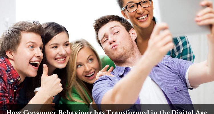 How Consumer Behaviour has Transformed in the Digital Age