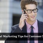 Go beyond Twitter to offer better customer service. Here are 5 digital marketing tips to help you make your customers happy.