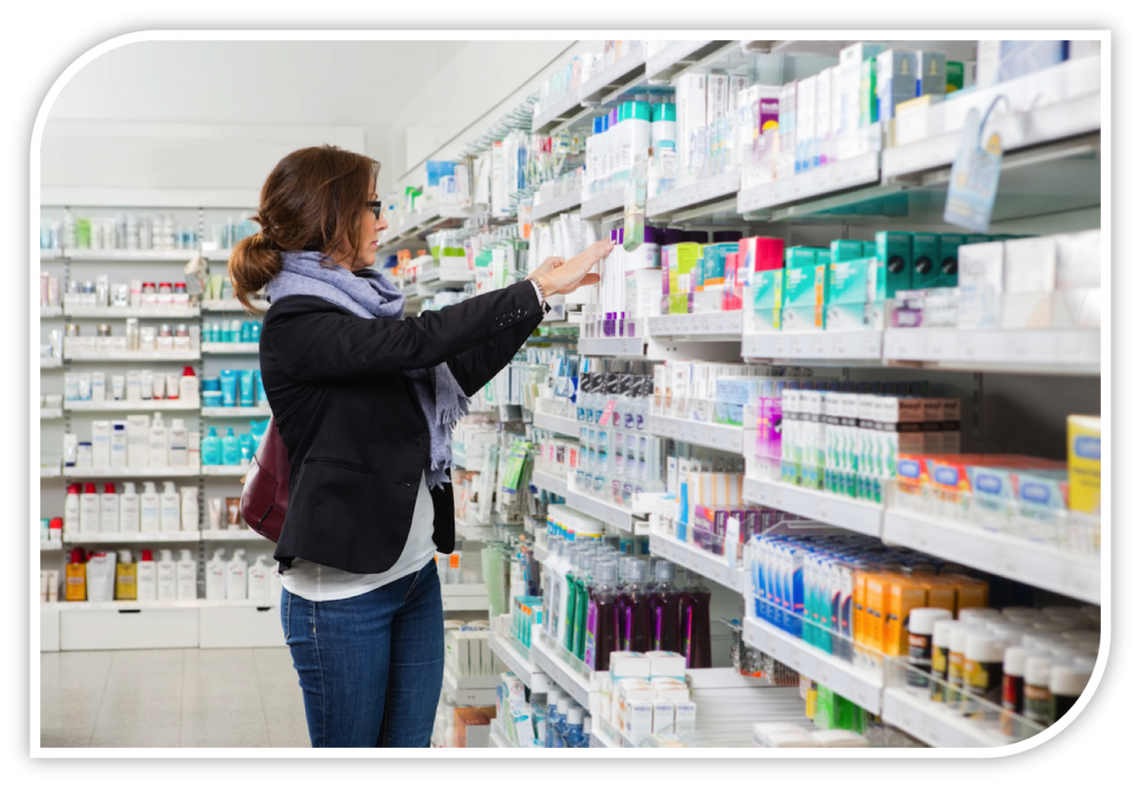 Over-The-Counter (OTC) Products
