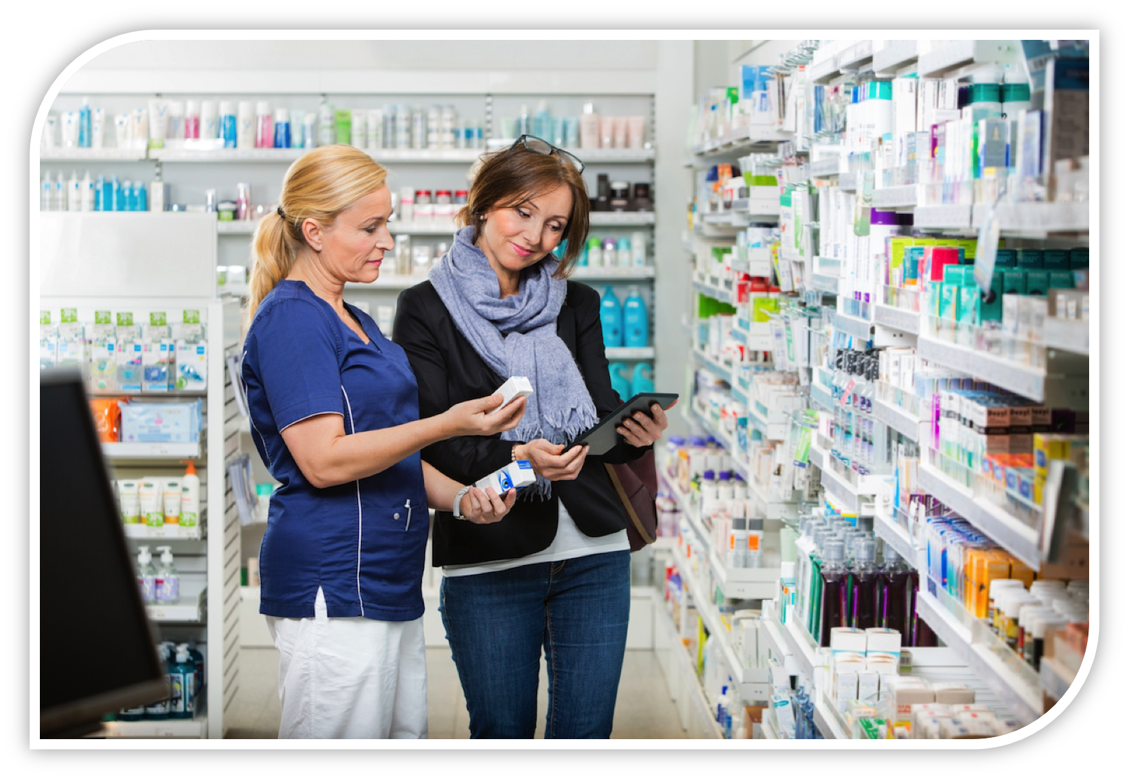 Medication Consulting and Prescription Transfer